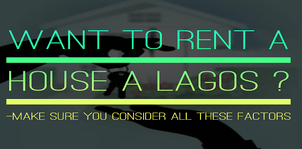 Want to rent a house in Lagos