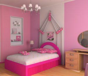 pink wall ladies