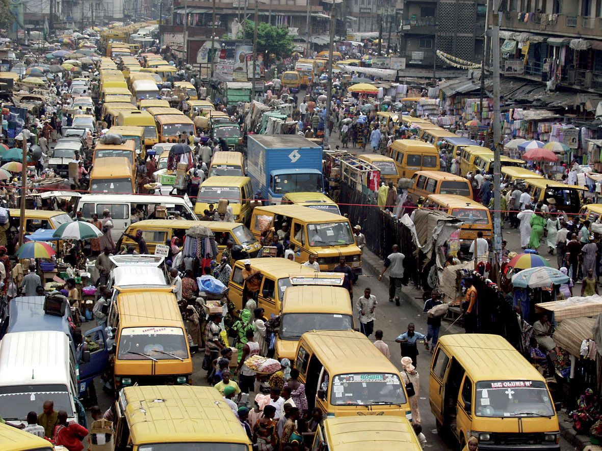 Lagos state cost of traffic