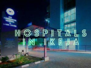 hospitals in ikeja