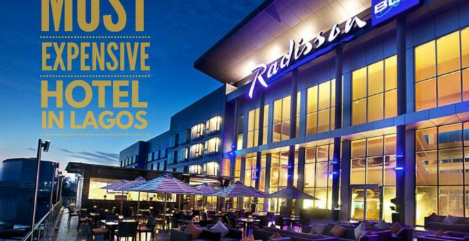 most expensive hotel in lagos