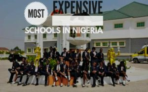 most expensive schools in nigeria