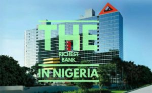 the richest bank in nigeria