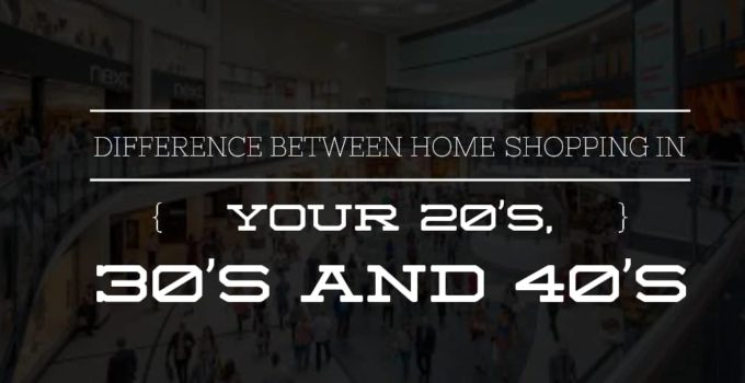 20 30 40s 680x350 - Difference between home shopping in your 20's, 30's and 40's - AYKN
