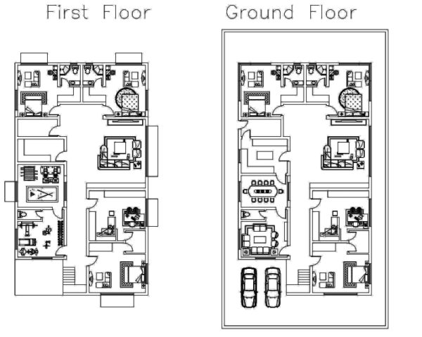 2d floor 2 600x480 - [ NEW ] Buy 2D Floor Design Package