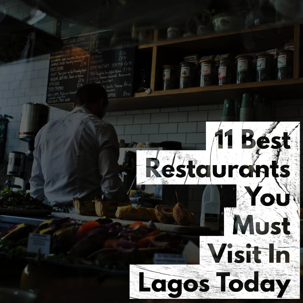 best restaurants lagos