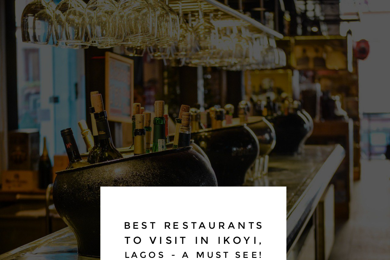 ikoyi restaurants