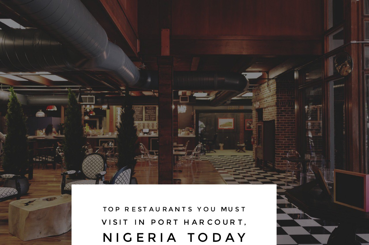 port harcourt restaurant