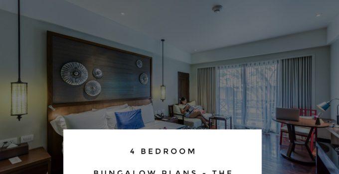 4 Bedroom Bungalow House Plans in Nigeria 680x350 - 4-Bedroom Bungalow House Plans in Nigeria -[with Pictures]