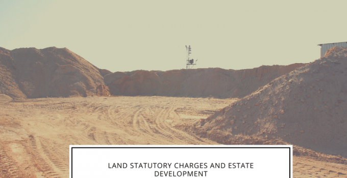 Land statutory charges