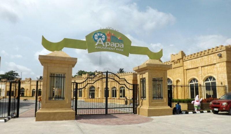 00 - Apapa Amusement Park : [ Pictures & Honest Review]