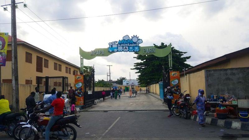 01 4 - Apapa Amusement Park : [ Pictures & Honest Review]