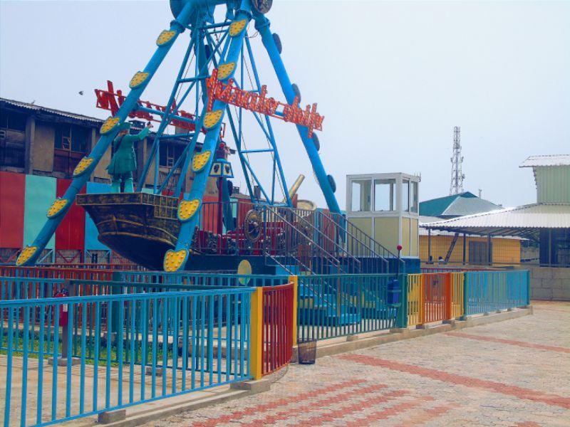 G13 - Apapa Amusement Park : [ Pictures & Honest Review]