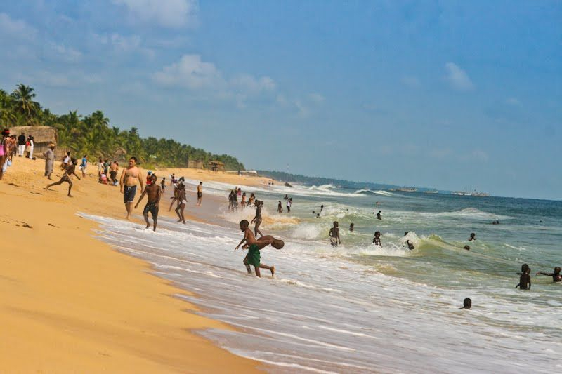 1 17 - Recommendable beaches in Lekki: Activities, Entrance fee, etc