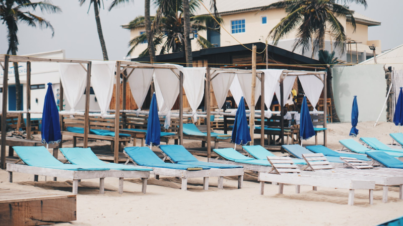 5 2 - Recommendable beaches in Lekki: Activities, Entrance fee, etc