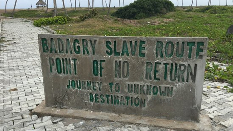 0 5 - Point of no return,Badagry [Gberefu Island]: What it is & why you should visit!