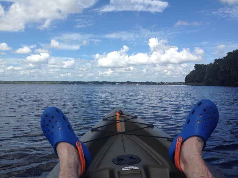 01 - Kayaking in Lagos : [ Best Things You Must Know Before Trying ]