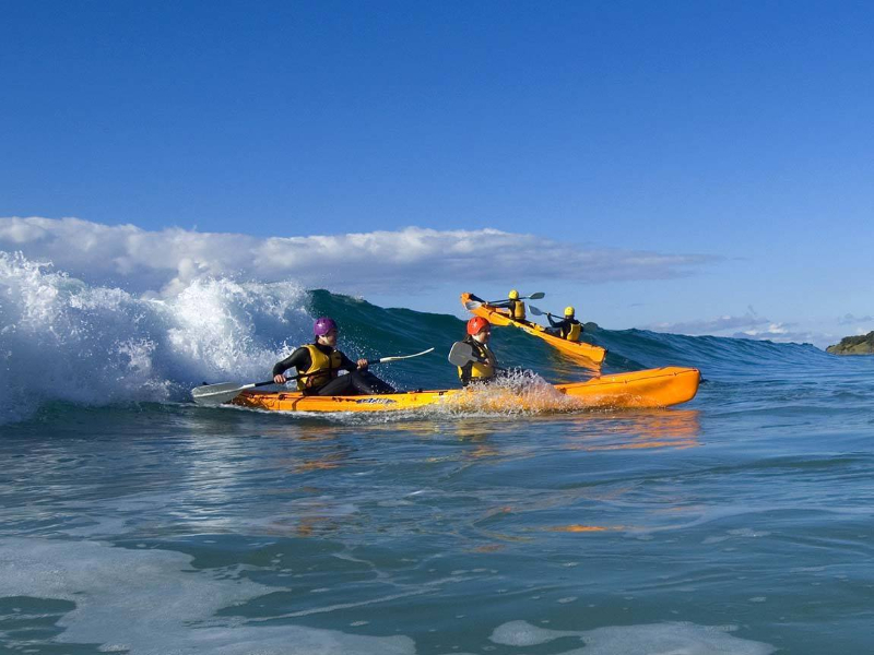 08 - Kayaking in Lagos : [ Best Things You Must Know Before Trying ]