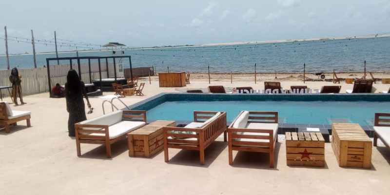 10 - The recommendable private beaches in Lagos: Location, Activities, Fee, etc