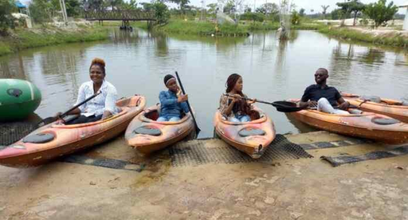 16 - Kayaking in Lagos : [ Best Things You Must Know Before Trying ]