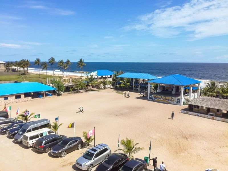 2 - The recommendable private beaches in Lagos: Location, Activities, Fee, etc