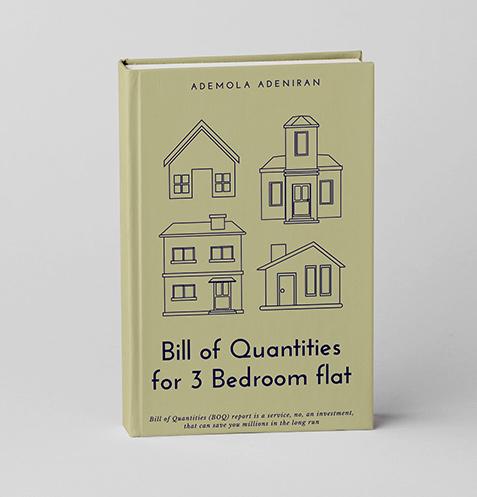 3bedroom BOQ - 3 Bedroom Flat Bill Of Quantities (BOQ) – Save That Money !!