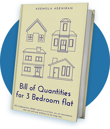 hero image - 3 Bedroom Flat Bill Of Quantities (BOQ) – Save That Money !!